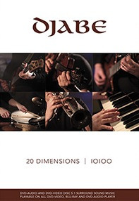 Djabe - 20 Dimensions (DVD-A + DVD)