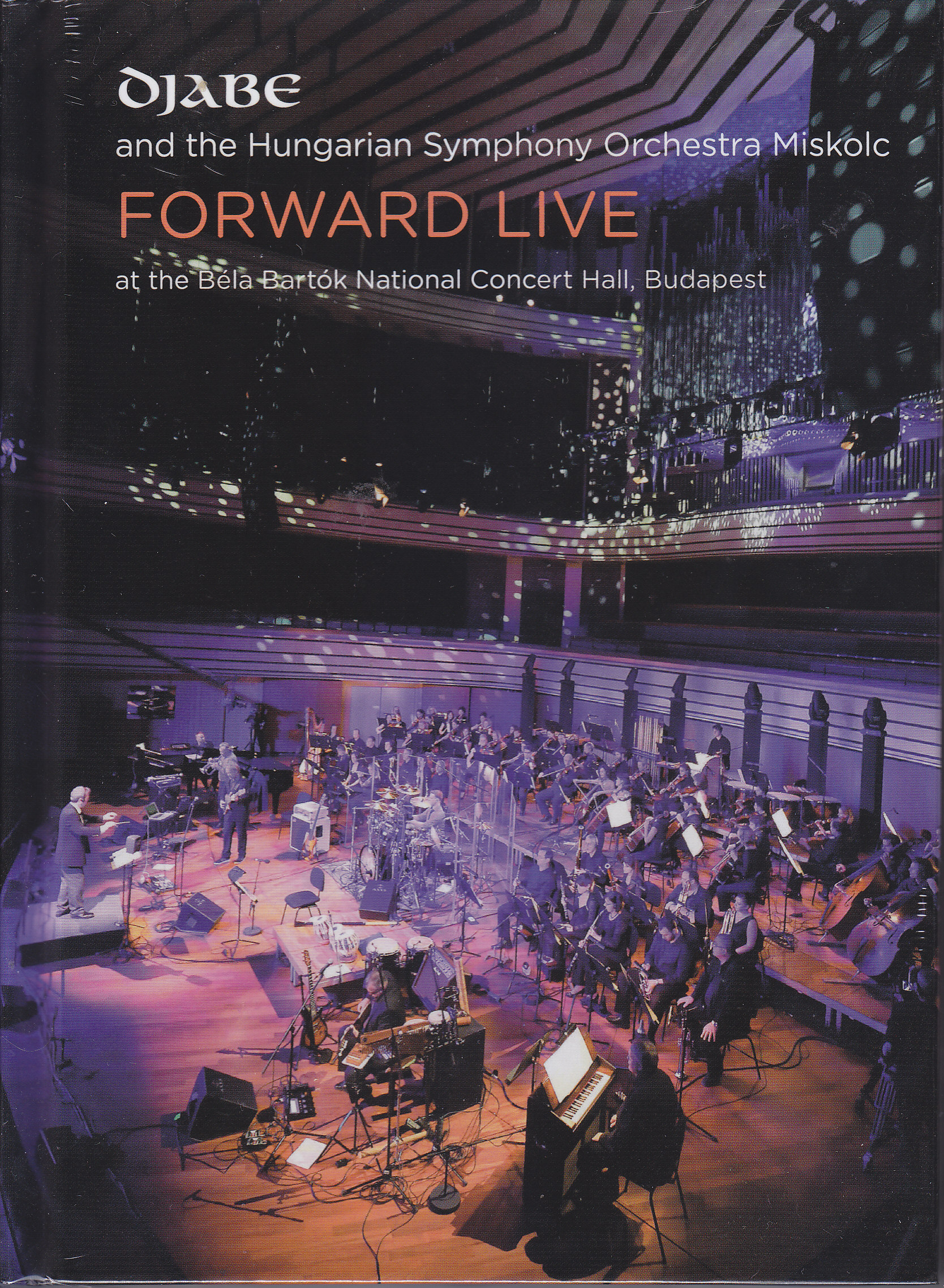 Djabe - Forward Live (2DVD+2CD)