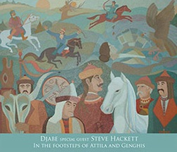Djabe / Steve Hackett - In the Footsteps of Attila and Genghis (2CD)