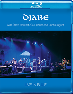Djabe - Live in Blue (Blu-ray)