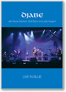Djabe - Live in Blue (DVD)