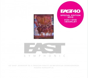 East - Symphonic (2CD+DVD)