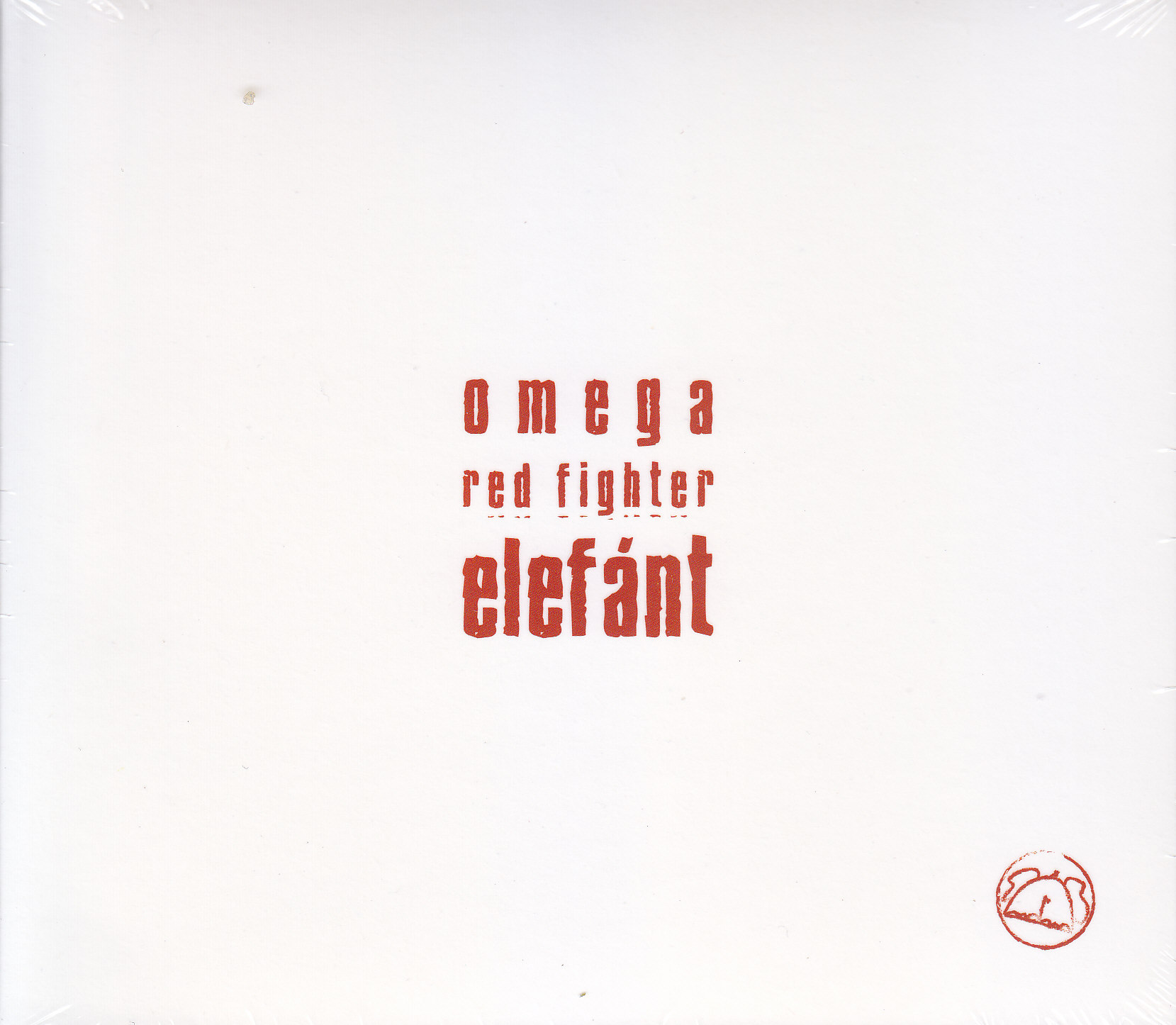 Elefánt (Molnár György) - Omega Red Fighter