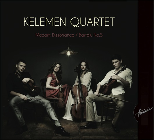 Kelemen Quartet - Mozart: Dissonance / Bart�k No. 5.