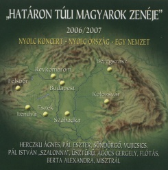 V�logat�s / Collection - Hat�ron T�li Magyarok Zen�je 2006/2007