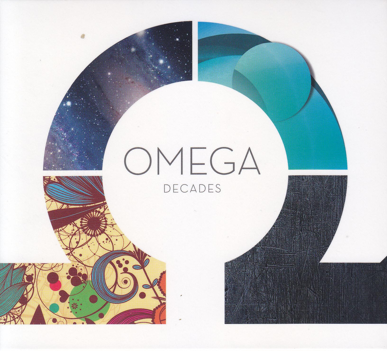 Omega - Decades - Definitive Collection (4CD)