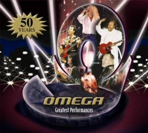 Omega - Greatest Performances - 50 Years (2CD)