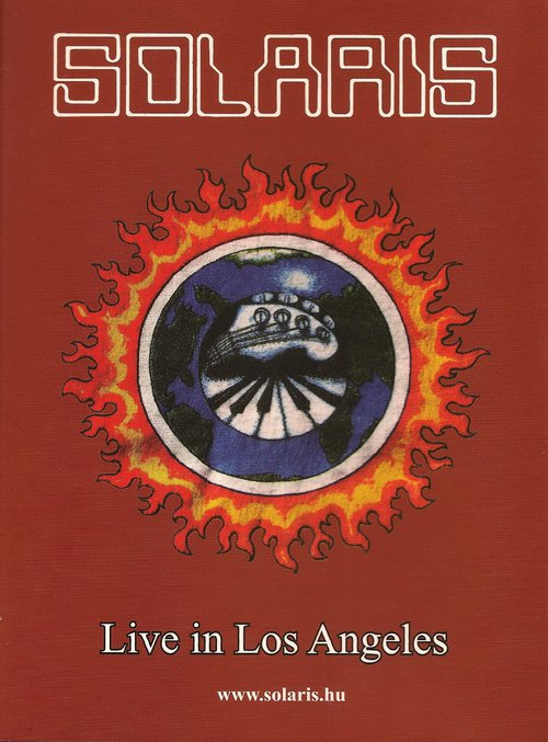 Solaris - Live In Los Angeles 1995 (official bootleg)
